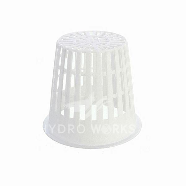 Rọ Nhựa Trồng Rau Thủy Canh 50x50mm (Cao Cấp)